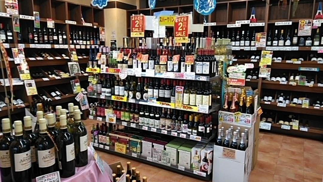 酒商増田屋 狹山台店